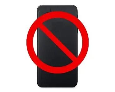 do not buy older smartphones