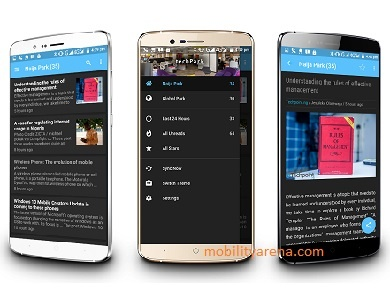 Nigerian tech news app