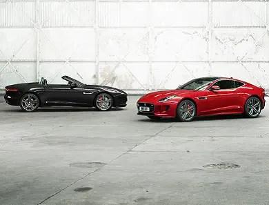 2017 Jaguar F-TYPE Super Car is Faster and Louder 10