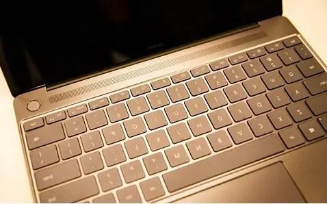 Matebook X - Macbook Pro alternative