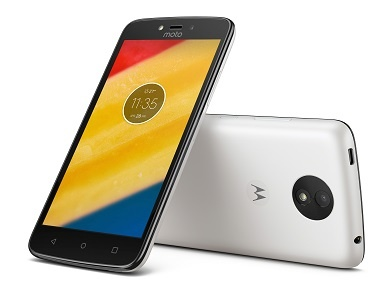 Moto C Plus specifications
