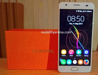 OUKITEL K6000 Plus giveaway winner
