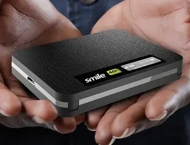 Smile 4G LTE