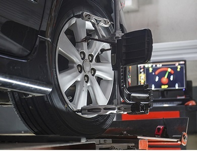 tire alignment