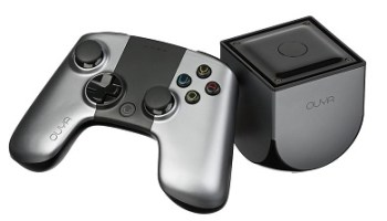 OUYA Console for mobile gaming