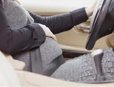 pregnant drivers