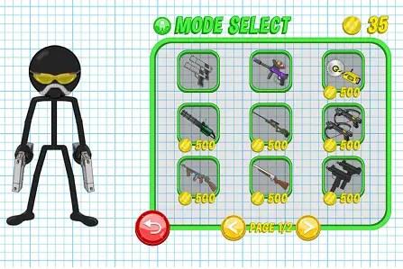 Gun Fu: Stickman2