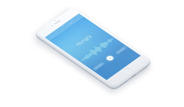 Voiceitt mobile app on phone