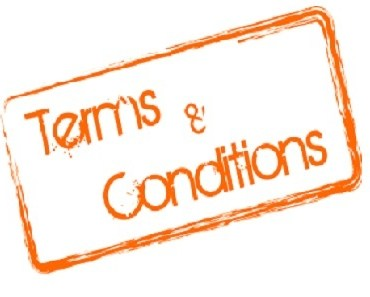 Terms & Conditions: Customers sign up for community service 13