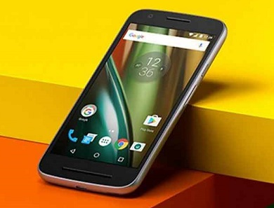 Moto E4 Plus Specifications