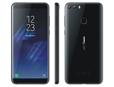 Ulefone F2 - Samsung Galaxy S8 Clone