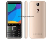Ntel Nova: 4G/VoLTE phone in the body of a feature phone