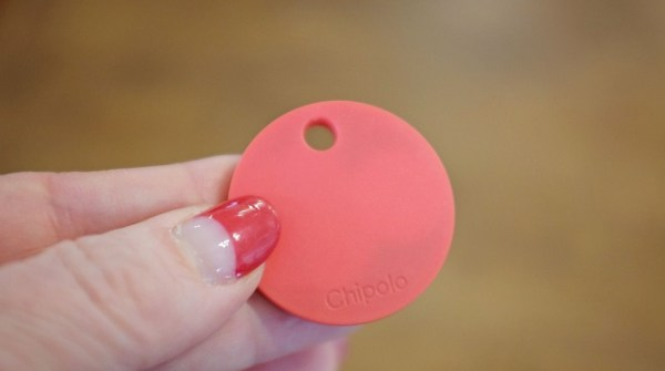 Chipolo tags
