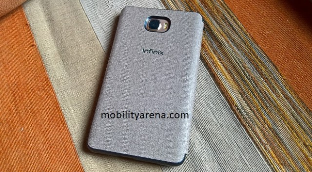 Infinix Note 4 Pro rear case