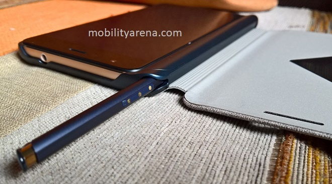 Infinix Note 4 Pro xpen extended 2