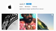 Check out the brand-new Apple Instagram account