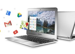 Chromebooks extended display mode
