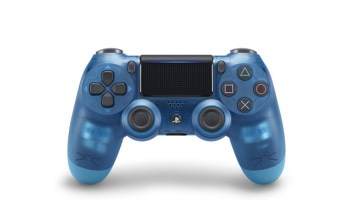 DualShock 4 crystal collection