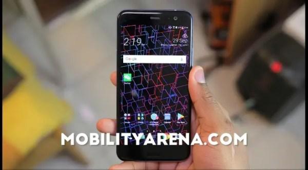 HTC U11 Review Phone