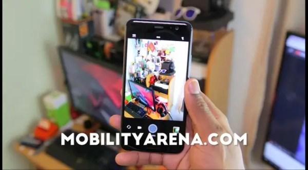 HTC U11 Review Camera
