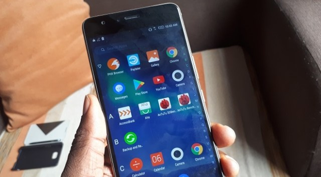Infinix Note 4 Pro Xpen Review OS