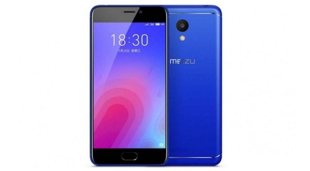 latest mobile phones - Meizu M6 Specifications