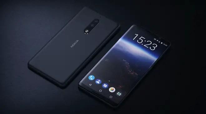 Nokia 9 concept photos