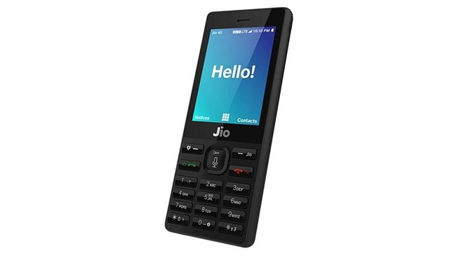 4G feature phone - Reliance Jio Phone features, Price and Specifications