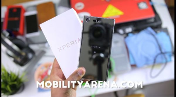 Sony Xperia XZ Premium Review - latest Sony mobile phone