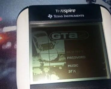 TI-Nspire GTA