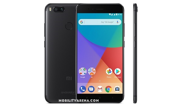 Xiaomi Mi A1 Android One specs and price