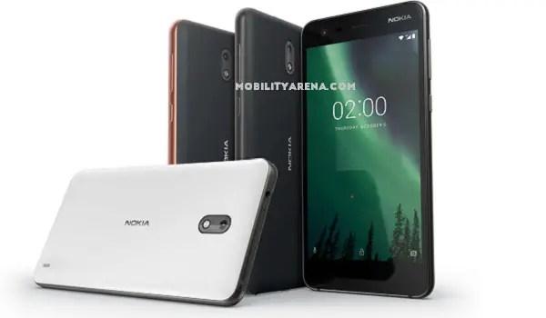 Android Oreo for Nokia 2