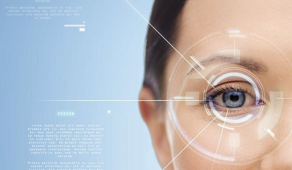 Next Phantom Device - Eye Scanner