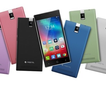 FREETEL smartphones