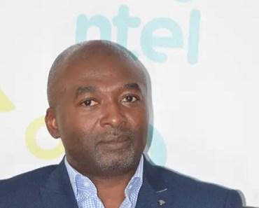 Ntel CEO Ernest Akinlola