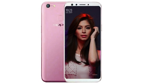 Oppo F5 specifications