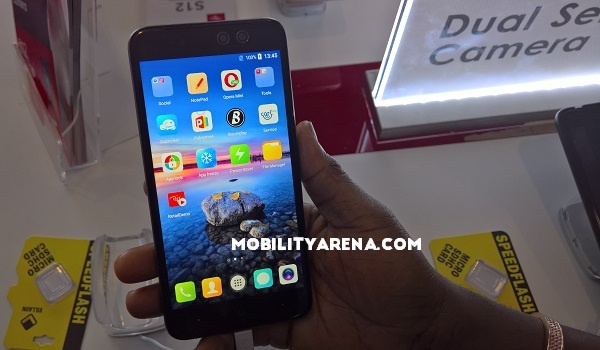 itel S32 hands-on review and photos