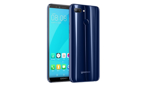 Gionee S11 Lite / Gionee F6 Specifications