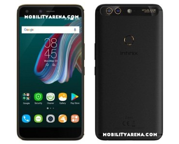 Infinix Zero 5 Specifications