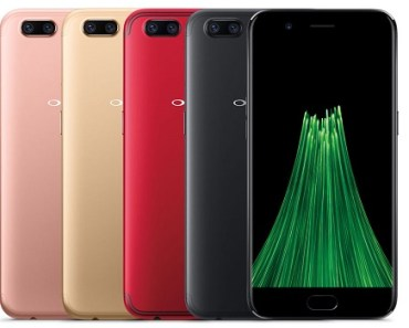 Oppo R11s specifications
