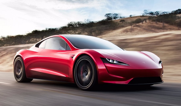 new tesla roadster 2020 side