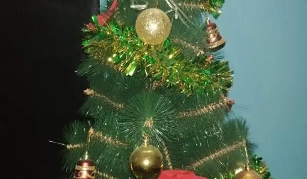 LG G6 xmas tree