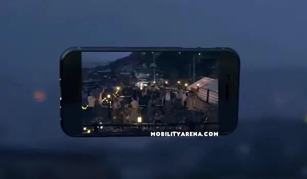LG Uplus drone phones