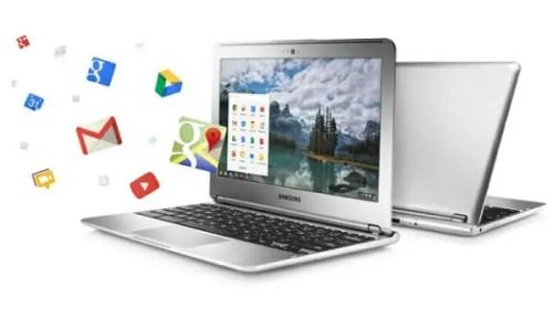 Chromebooks laptop blogging