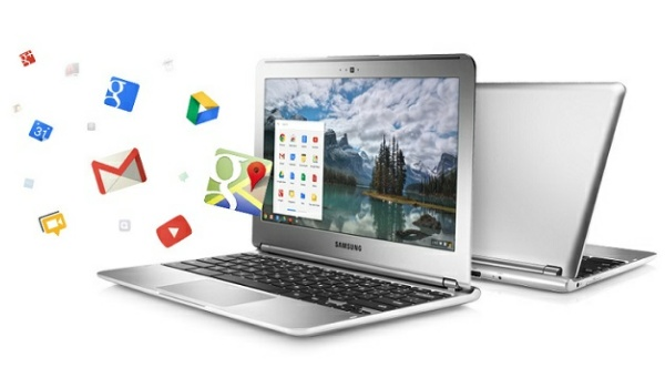 Chromebooks laptop blogging