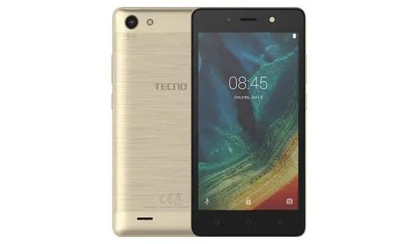 TECNO WX3 Pro specs