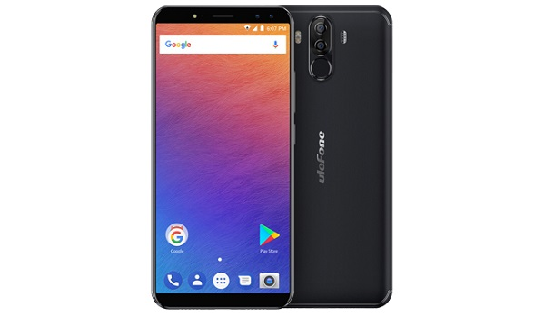 Ulefone Power 3 specs
