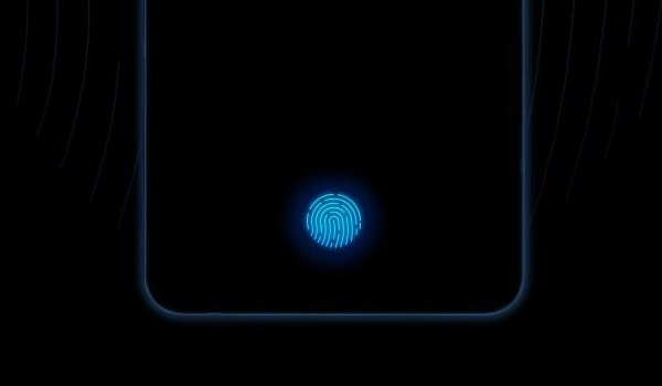 first in-display fingerprint sensor by vivo