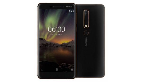 nokia 6(2018) specifications