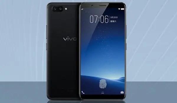 Vivo X20 Plus UD with in-display fingerprint scanner